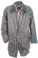 Barbour Border Jacket - MWX0008 - Sage